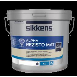 Alpha Rezisto Mat kleur