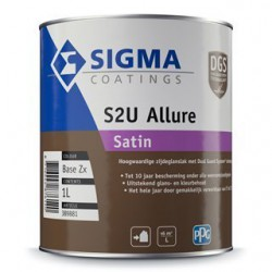 Sigma S2U Allure Satin wit